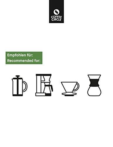 Coffee Circle   Premium Kaffee Limu   350g ganze Bohne   Blumiger Filterkaffee aus äthiopischen Waldgärten   100% Arabica   fair & direkt gehandelt   frisch & schonend geröstet - 3