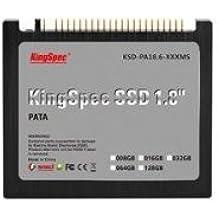 128GB KingSpec 1,8 pulgadas IDE/PATA SSD discos de estado sólido (MLC)