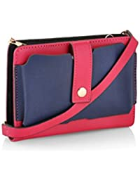 Mark & Keith Pink Women's Wallet