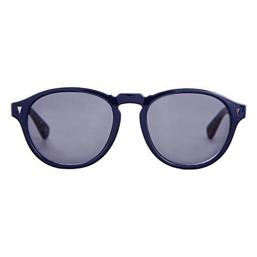 zetat-Sonnenbrille, Zeiss-Gläser - Unisex - One Size - Navy Blue ()