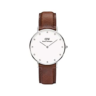 DANIEL WELLINGTON – Reloj Daniel Wellington ST MAWES Ref DW00100079-Ø34-SV-cuero