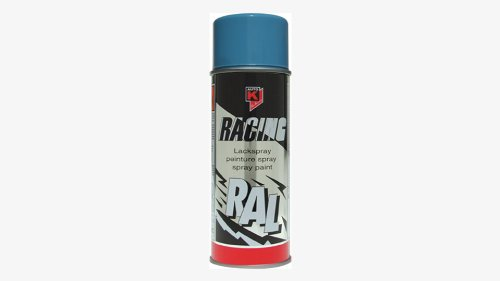 AUTO-K KWASNY 288 117 Racing Lackspray RAL 5012 lichtblau 400ml