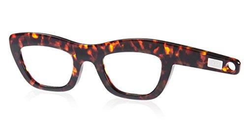 Handbrille Langeoog, exklusive Neuheit, stylische Lesehilfe für modebewusste Frauen, Farbe...