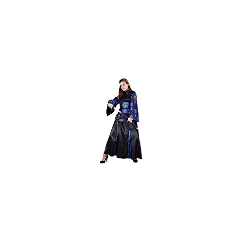 Imagen de juguetes fantasia  disfraz mujer samurai adulto