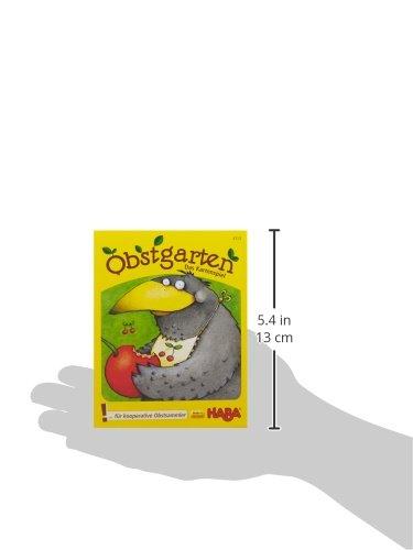 Imagen principal de Haba 4713 Obstgarten - Juego de cartas infantil sobre frutas (en alemán)