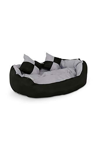 dibea Lit/Coussin/Canapé Lavable avec Coussin...