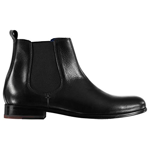 Firetrap Kids Boys Chelsea Boots Junior Formal Rounded Toe