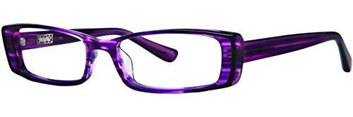 kensie-leurre-sans-ordonnance-violet-52-mm