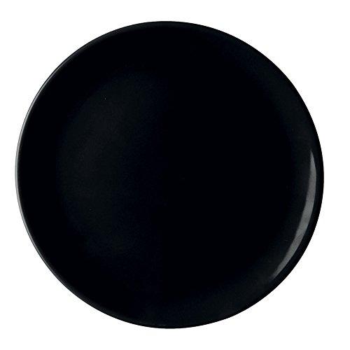 Excelsa Plaque, en céramique, Noir, 26 cm