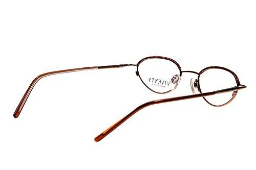 Viventy - Monture de lunettes - Femme marron
