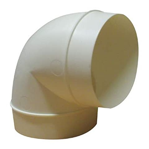 Kair 150mm / 6 inch 90 Degree Round Ducting Elbow