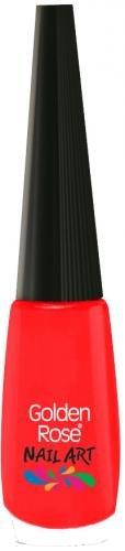 GOLDEN ROSE - Vernis Ongles Nail art 117