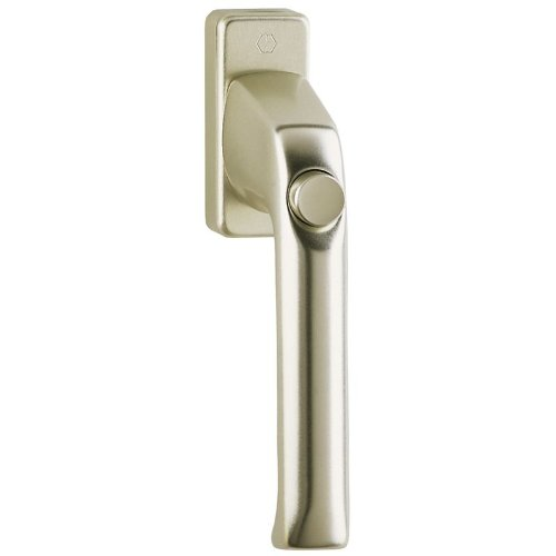 Hoppe T/ôky/ô Aluminium Fenstergriff abschliessb D//K 0710SV//U26
