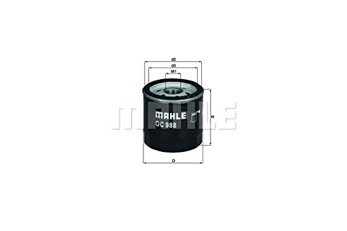 Mahle Knecht OC 988 Öllfilter