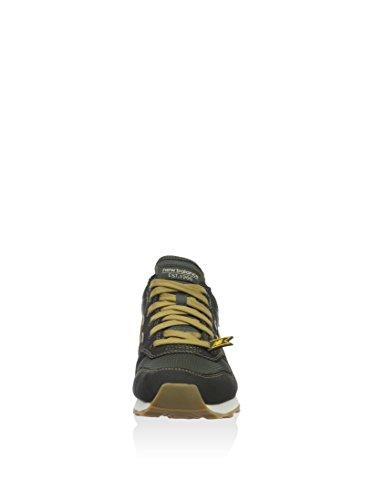 New Balance, Sneaker donna Verde Verde Verde/Marrone