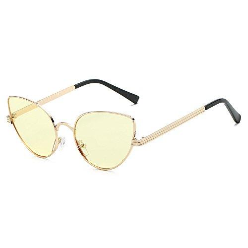 Odjoy-fan occhiali da sole retro vintage specchio polarizzate lenti poligono protezione uv sole polarizzati uomo donna per outdoor sport,occhiali unisex alla moda driver golf