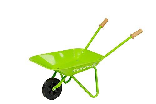 EverEarth - EE33650 - Brouette - Vert citron/Beige