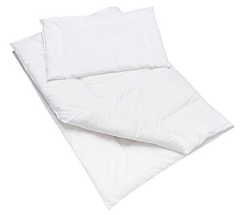 Anti Allergie couette et oreiller Set 120x90 cm pour Lit bébé