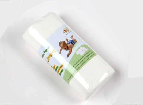 1-roll-of-100-sheets-bamboo-disposable-flushable-baby-cloth-nappy-liners