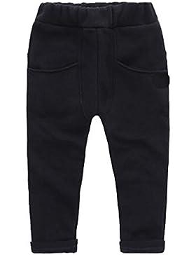 Pantaloni Più Velluto Maglia Autunno E L'inverno Per Bambini Multi-size Colore Facoltativo Uomini E Donne
