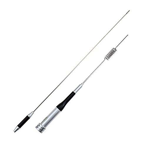 Mobilantenne 2m 70cm EasyTalk SG-M507 Duoband VHF UHF Funkgerät Antenne Lang für Car Mobilfunk FT-8900R TYT TH-9800 Wouxun KG KG-UV950p KG-UV920R QYT KT-7900D KT-UV980 Plus