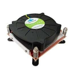 Server CPU Kühler Sockel 1155 1156 1HE 1U aktiv K199