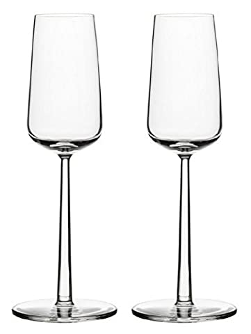 Iittala Essence 21cl Champagne Flute Set of 2