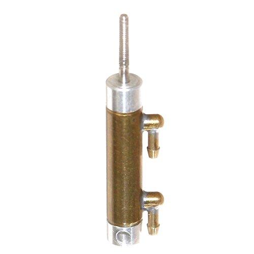 Preisvergleich Produktbild 1x Modellbau Pneumatikzylinder Hubzylinder Druckluft-Zylinder RC Modellbau Luftfahrt Air Pneu Neu Joy-Button (10mm Hub)