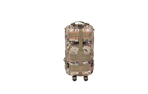 Yy.f30L Armee Fans Taktischer Rucksack 3p Angriff Kampftasche Outdoor Tarnung Berg Tasche Multifunktionale Spezialkräfte Angriff Pack. Multicolor C