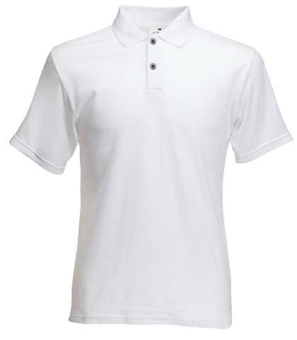 Fruit of the Loom Men's Original Polo T-Shirt