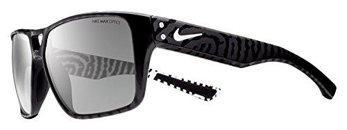 Nike Herren Sonnenbrille Vision Charger Haldor black/matte black