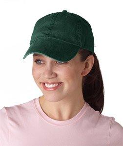 Amboss 1456Panel Pigment-Dyed Twill Cap Navy - Navy Twill Cap