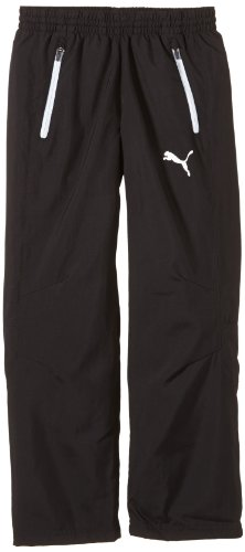 Puma Kinder Hose Leisure Pants Schwarz, 140 -