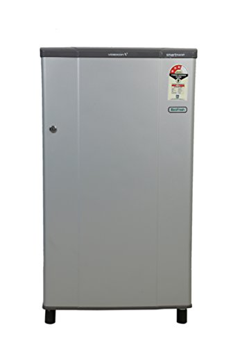 Videocon VAP163 Marvel Direct-cool Single-door Refrigerator (150 Ltrs, 3 Star Rating, Silver Hairline)