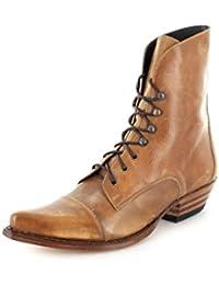 Sendra Boots 2699 - Botas De Vaquero de cuero mujer