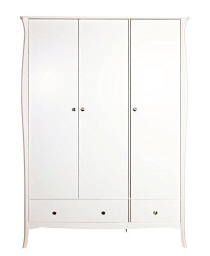 STEENS Baroque Kleiderschrank 3-türig mit Schubladen 3761070058000F