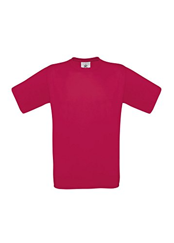 B&C Unisex T-Shirt Mehrfarbig - Sorbet