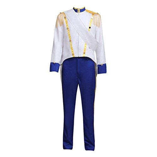 Cosplayitem Weinlese Prinz Kostüm Herren Anzug Königliche Palast Jacke Fancy (Fancy Dress Anzug)