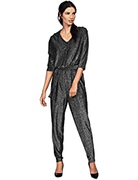 e33ccfd9b10 holidaysuitcase Womans Evening Shimmer Jumpsuit
