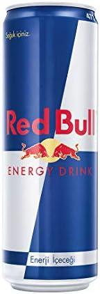 Red Bull Enerji İçeceği, 473 ml