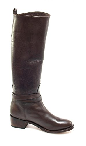 Tony Mora Stiefel 2776 Braun Damen Fashion Stiefel Marron