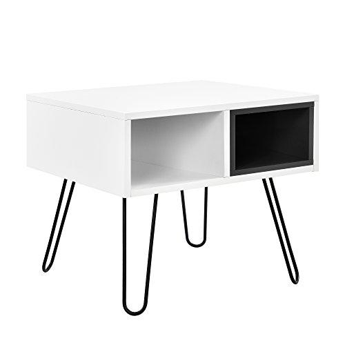 [en.casa] Konsolentisch/Schreibtisch/Beistelltisch/Fernsehtisch