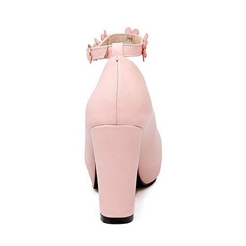 BalaMasaApl10227 - Sandali con Zeppa donna Pink