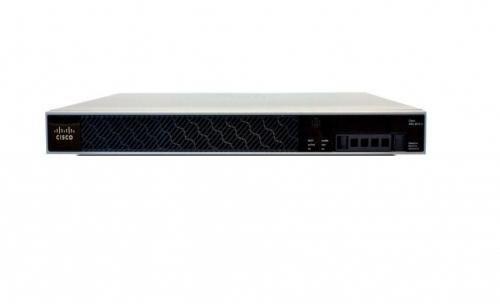 Cisco ASA5512-K8 Firewall Edition Sicherheitsanwendung (6 Anschlüsse, 1U Rack-montierbar) -
