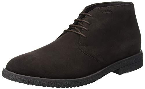 Geox Herren U BRANDLED B Desert Boots, Braun (Coffee C6009), 43 EU