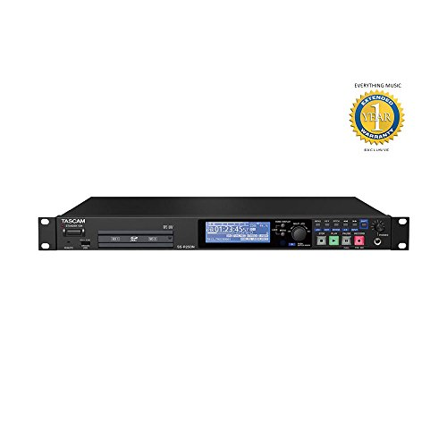 Tascam SS-R250N Memory Recorder mit Networking