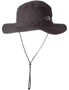 The North Face Horizon Breeze Brim Sombrero Cowboy, Hombre, Gris/Gris Medium, Small