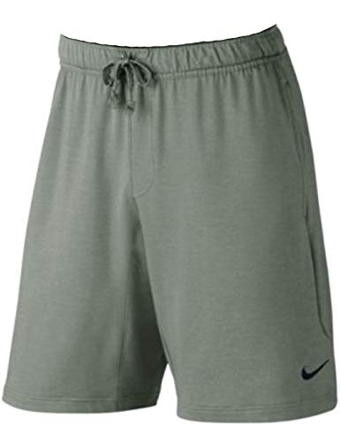 Nike Herren Dri-Fit Short Grey 891948-037 - grau - Klein -