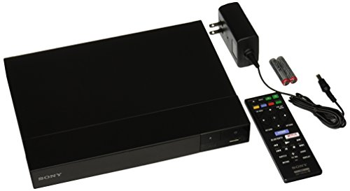 SONY BDP-S3700 High Res Audio Built-in WiFi Multi System Region Free Blu Ray Disc DVD Player  available at amazon for Rs.38999
