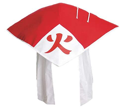 Chong Seng CHIUS Cosplay Costume Hokage Hat for Hidden Leaf Village Hokage - Leaf Village Kostüm